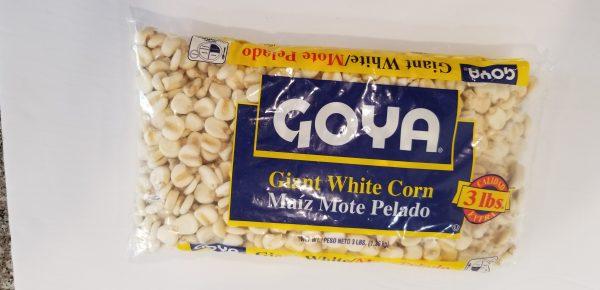 Goya Gian White Corn