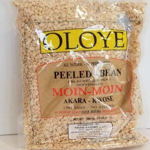 Oloye Peeled Bean