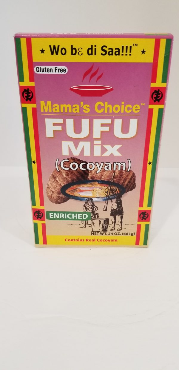 Mama's Choice Fufu Mix Cocoyam