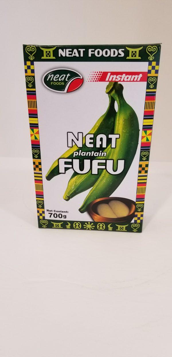 Neat Foods Neat Plantain Fufu