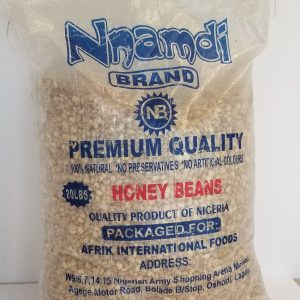 Nnamdi Honey Beans