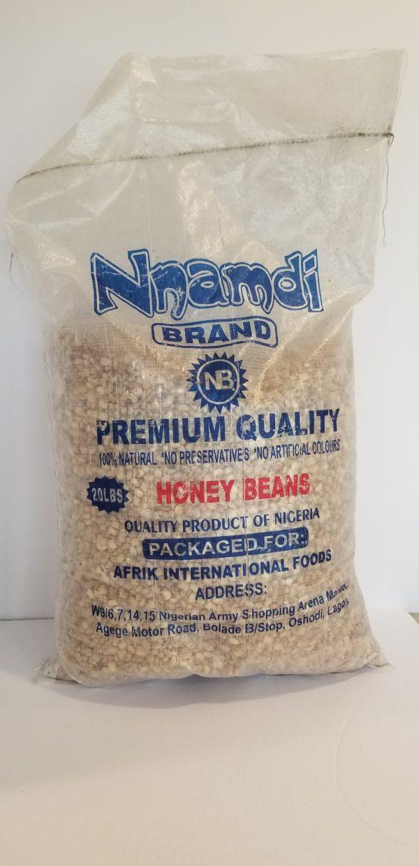 Nnamdi Honey Beans