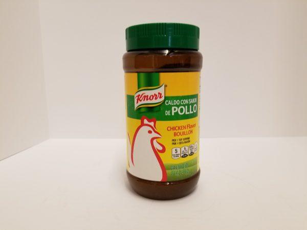 Knorr Caldo Con Sabor De Pollo