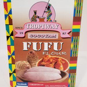 Tropiway Cocoyam Fufu Flour