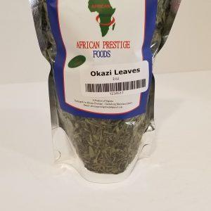 Okazi Leaves